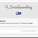 Facebookのタイムラインでキーワード検索するためには?