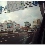 那覇(NAHA)マラソン2014年エントリー大会前日の沖縄にて