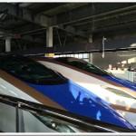 北陸新幹線グランクラスに乗ってきたぞ!体験感想レビュー動画!座席やサービスも値段通り最高でした!